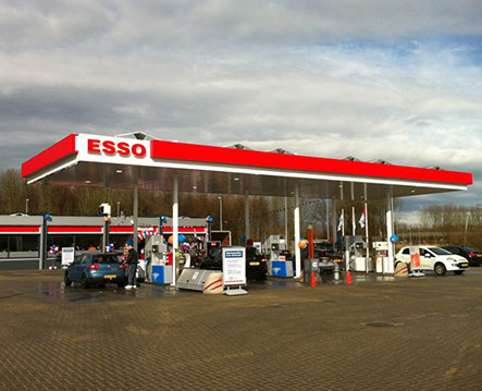 Esso-Almere-Buiten-Oost